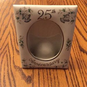 Lefton China Hand painted Cute Picture Frame 🖼